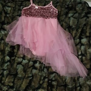 Girls ballerina tutu